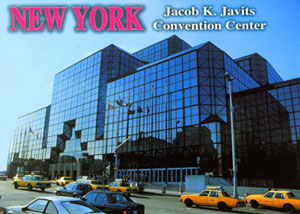 New York, Jacob K. Javits Convention Center