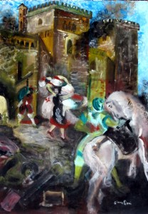 ARTISTIC VISIONS IN VENICE Febbraio 2012